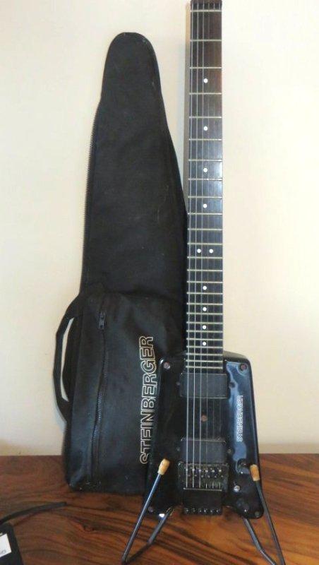 Steinberger Electric Headless Guitar - 3