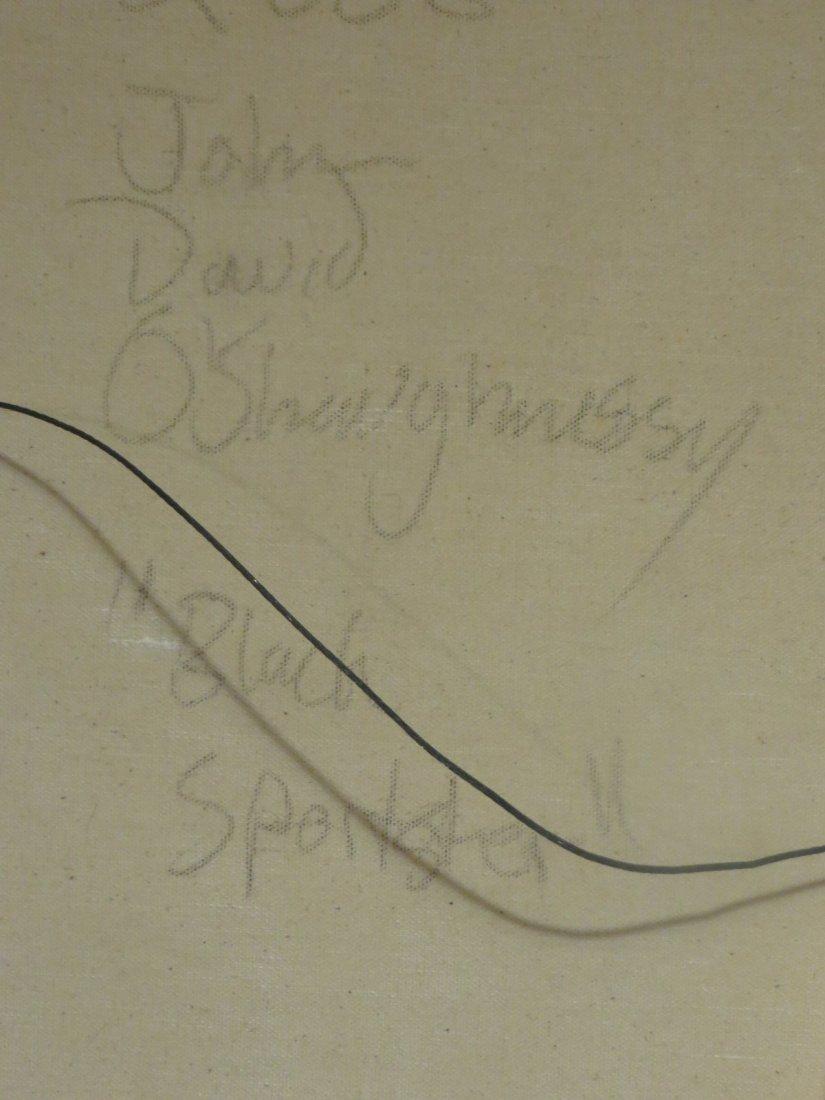 John David O.Shaugnessy Oil Signed - 5