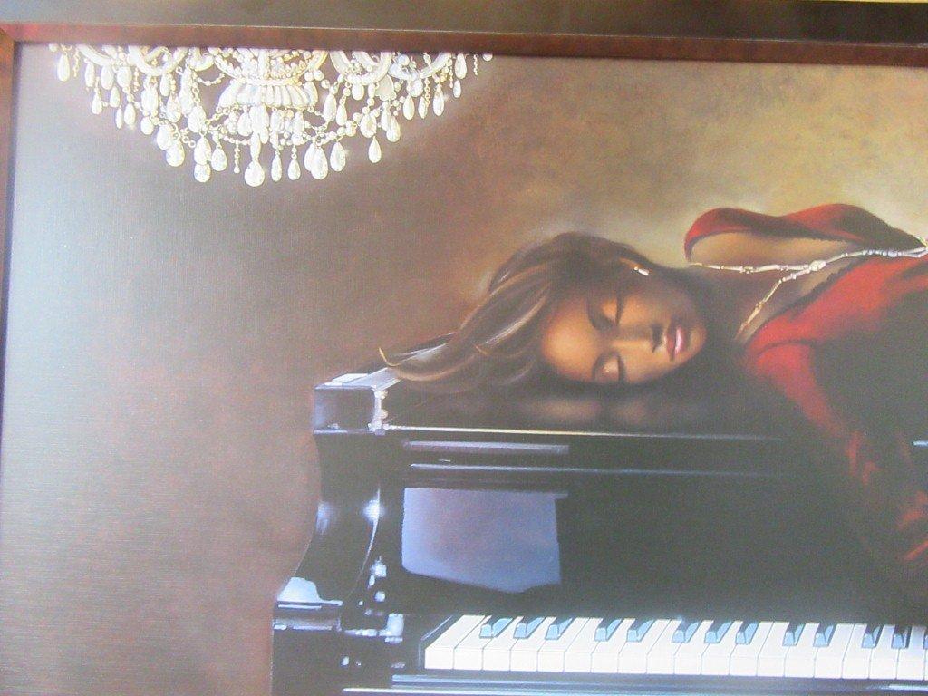 R. Di Scenza Illustration.  Into the Rhythm - 3