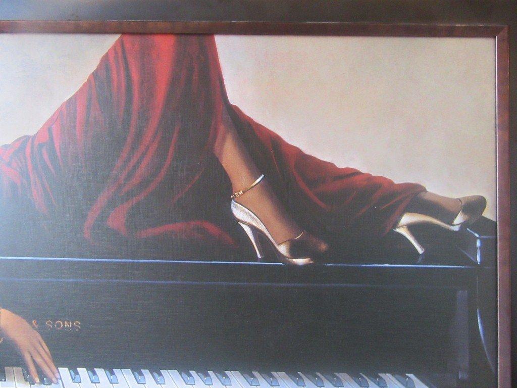 R. Di Scenza Illustration.  Into the Rhythm - 5