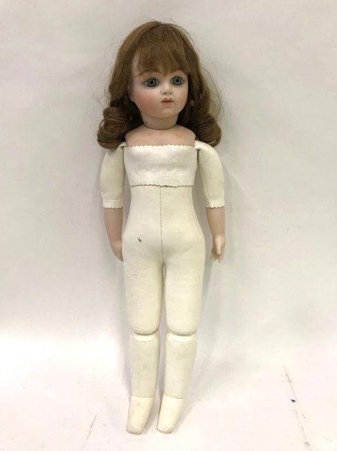 Bisque Head Doll in the French Style