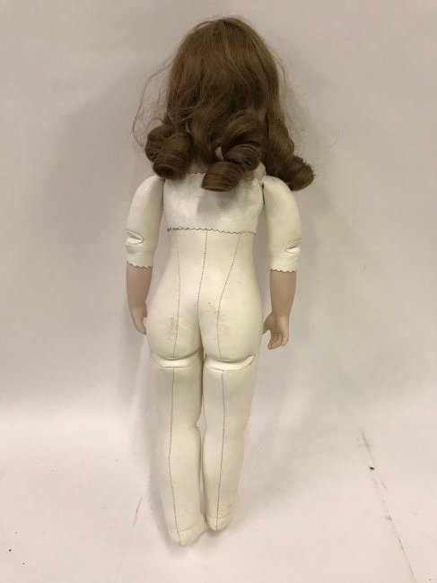 Bisque Head Doll in the French Style - 2