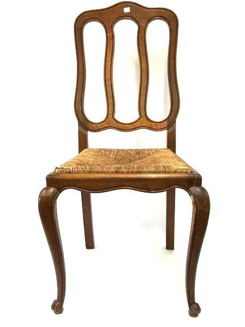 Set of Eight Regency Chairs. C. 1800