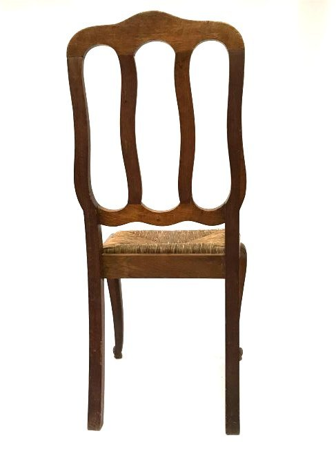 Set of Eight Regency Chairs. C. 1800 - 2
