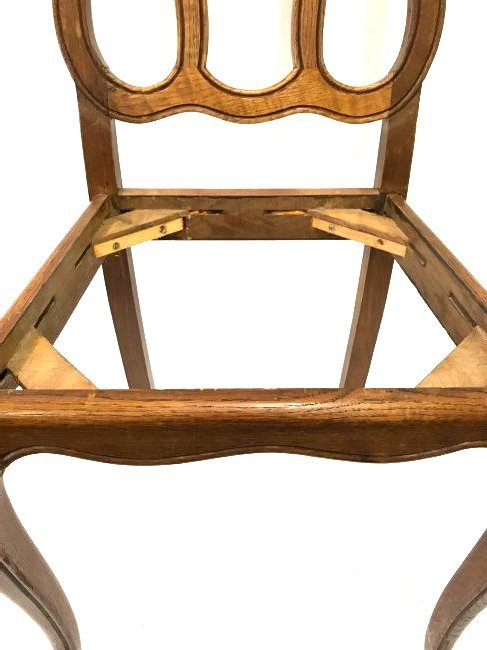 Set of Eight Regency Chairs. C. 1800 - 5