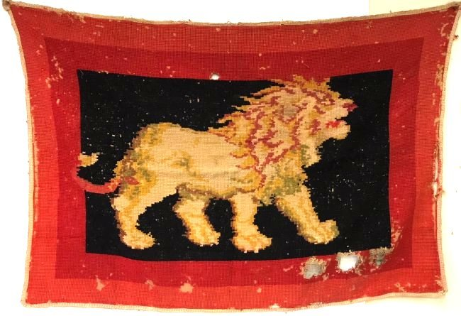 Lion Needlework