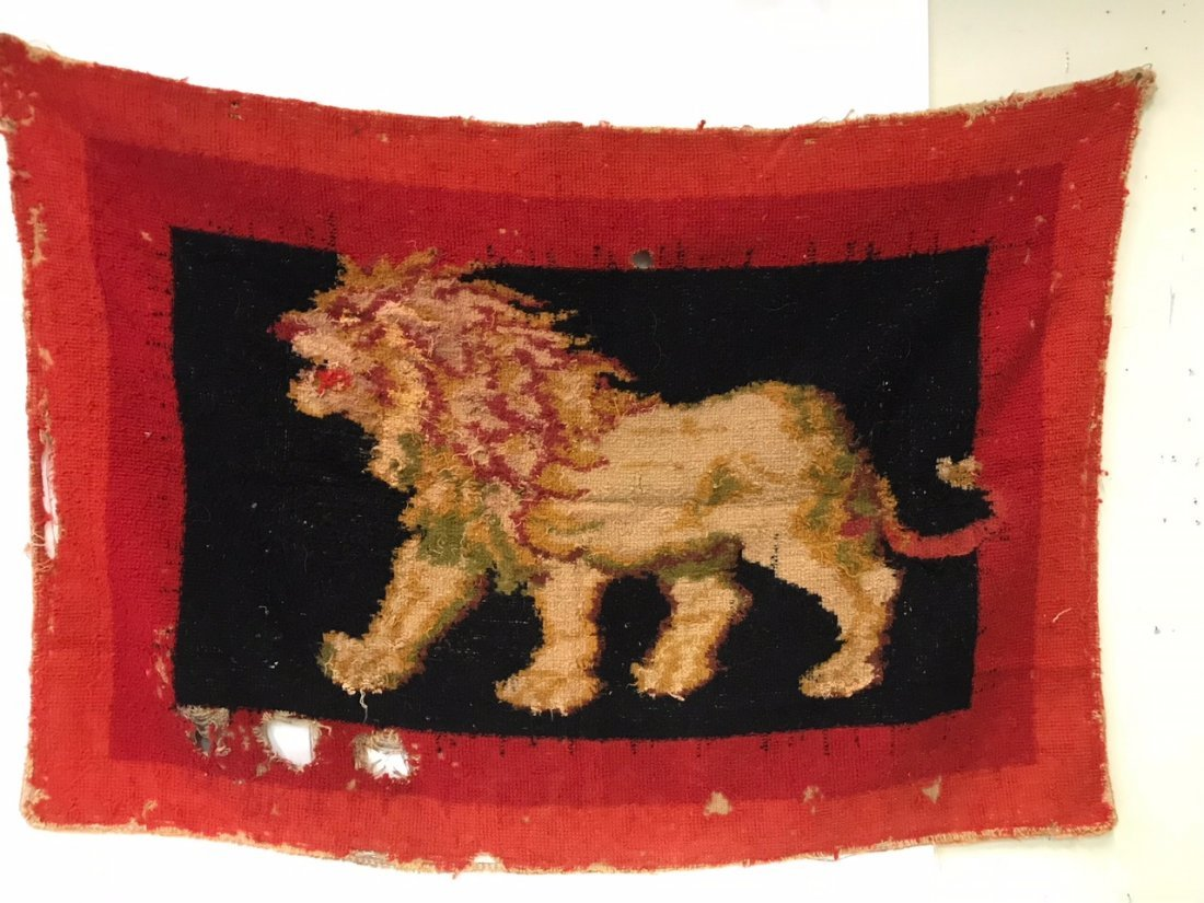 Lion Needlework - 2