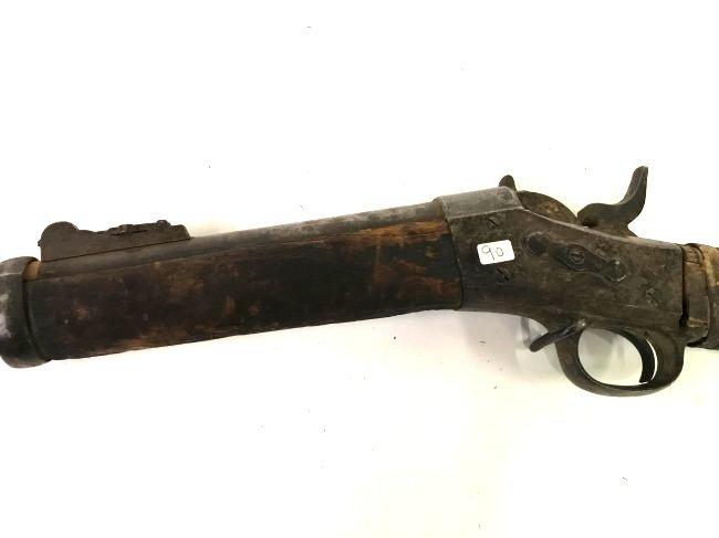 Remington Rolling Block Rifle - 6