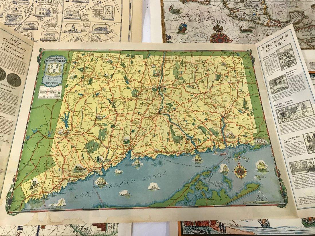 Ephemeral Map Lot (12) - 2