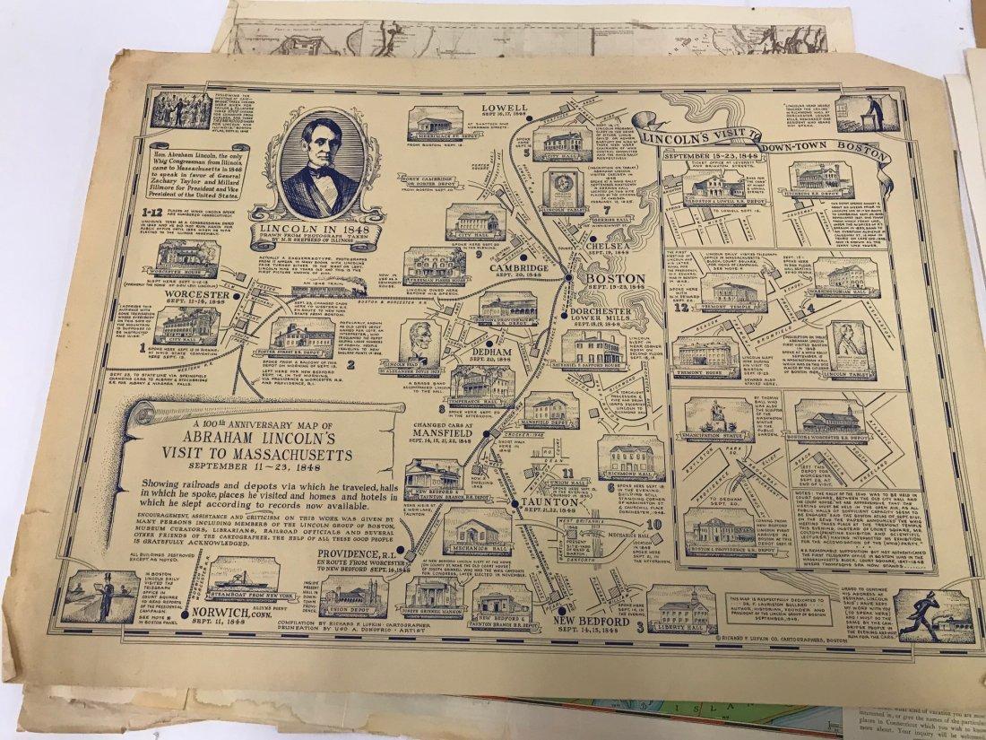 Ephemeral Map Lot (12) - 3
