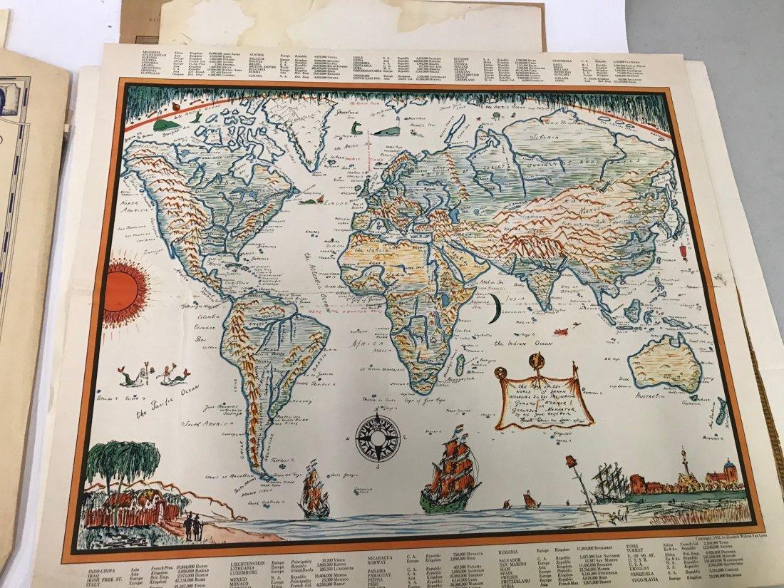 Ephemeral Map Lot (12) - 4