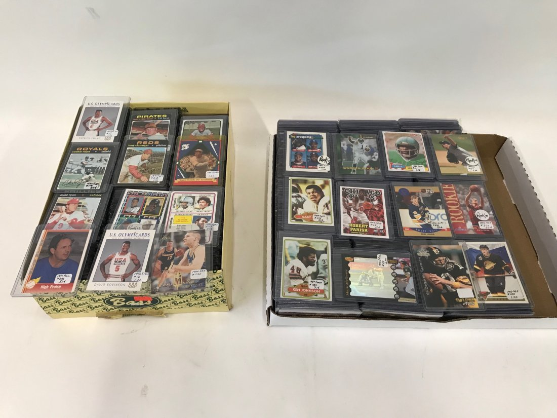 Sports Card Collection (1450)