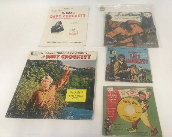 Davy Crockett Collectibles (6)