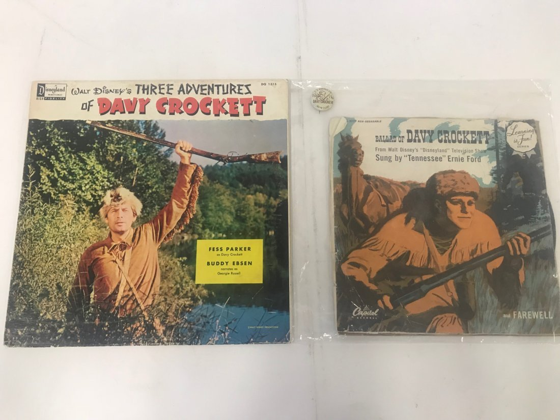Davy Crockett Collectibles (6) - 2