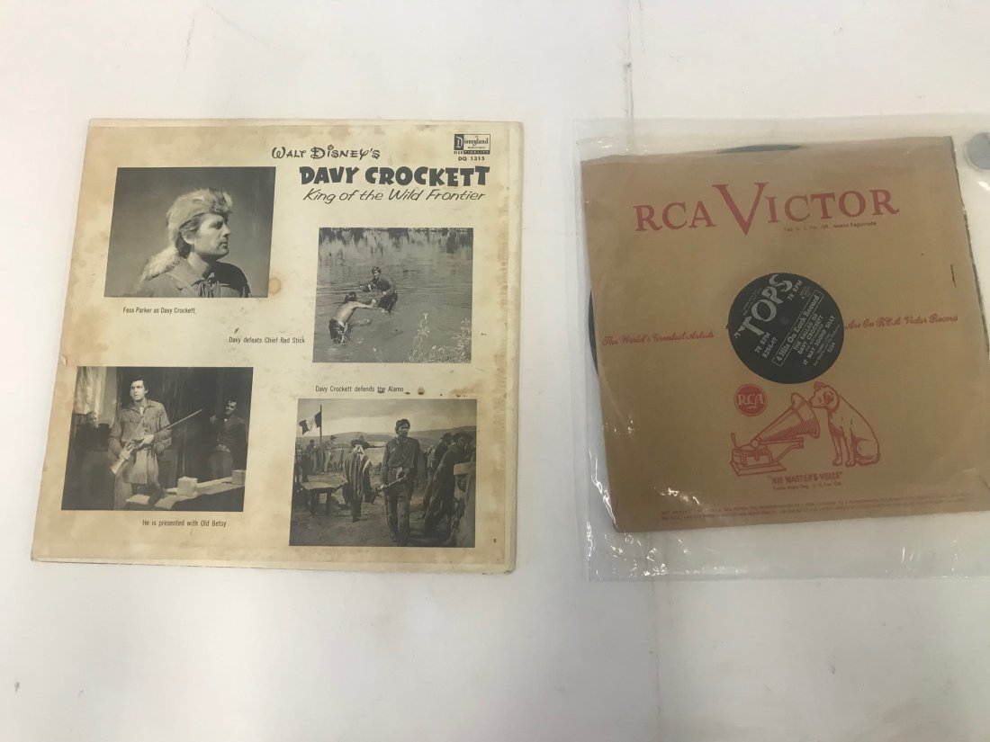 Davy Crockett Collectibles (6) - 3
