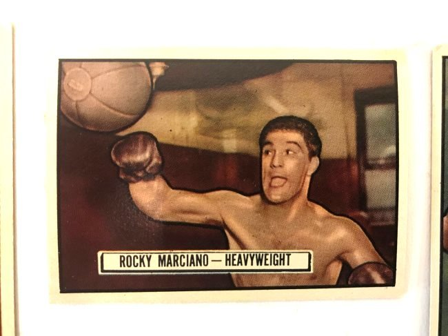Ringside Boxing Cards (21) - 3