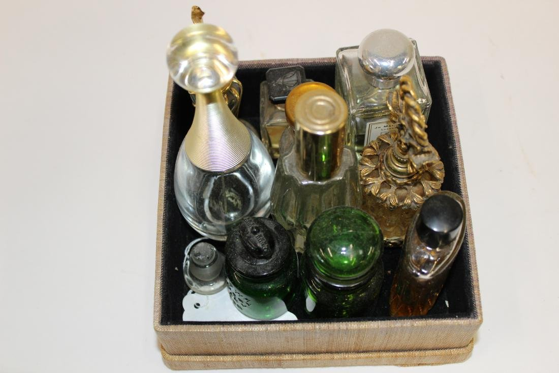 Collector's Lot of Perfume Bottles  (20)