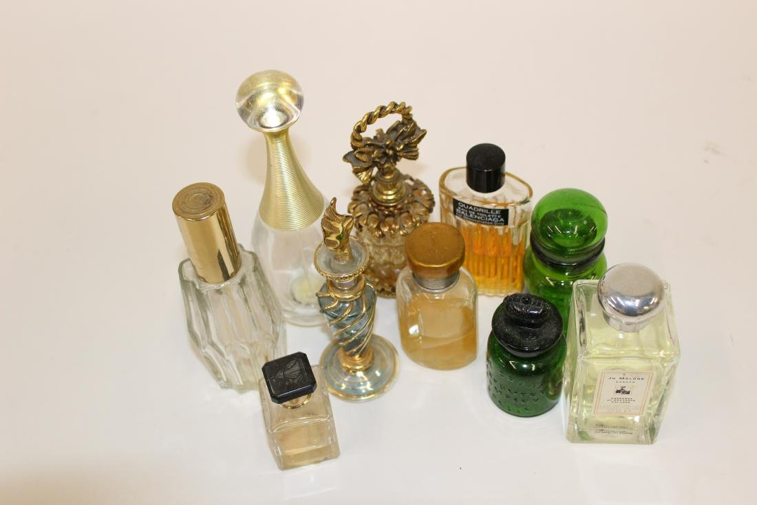 Collector's Lot of Perfume Bottles  (20) - 2