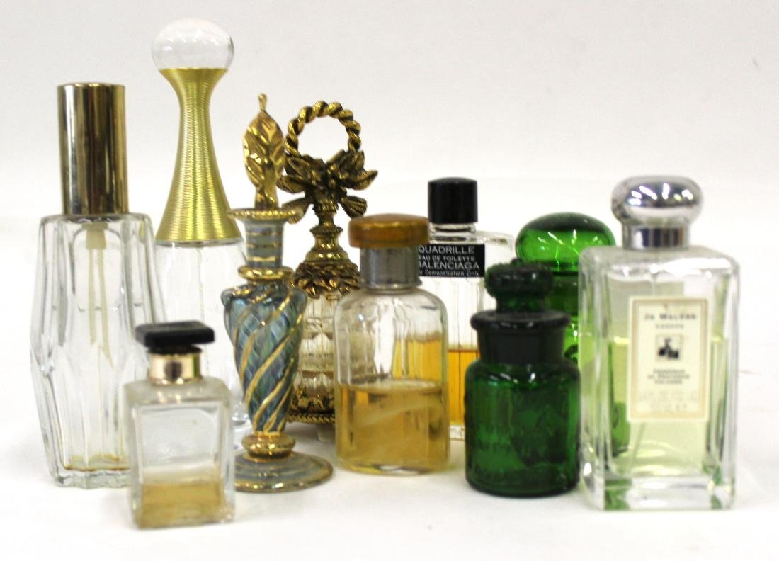 Collector's Lot of Perfume Bottles  (20) - 3