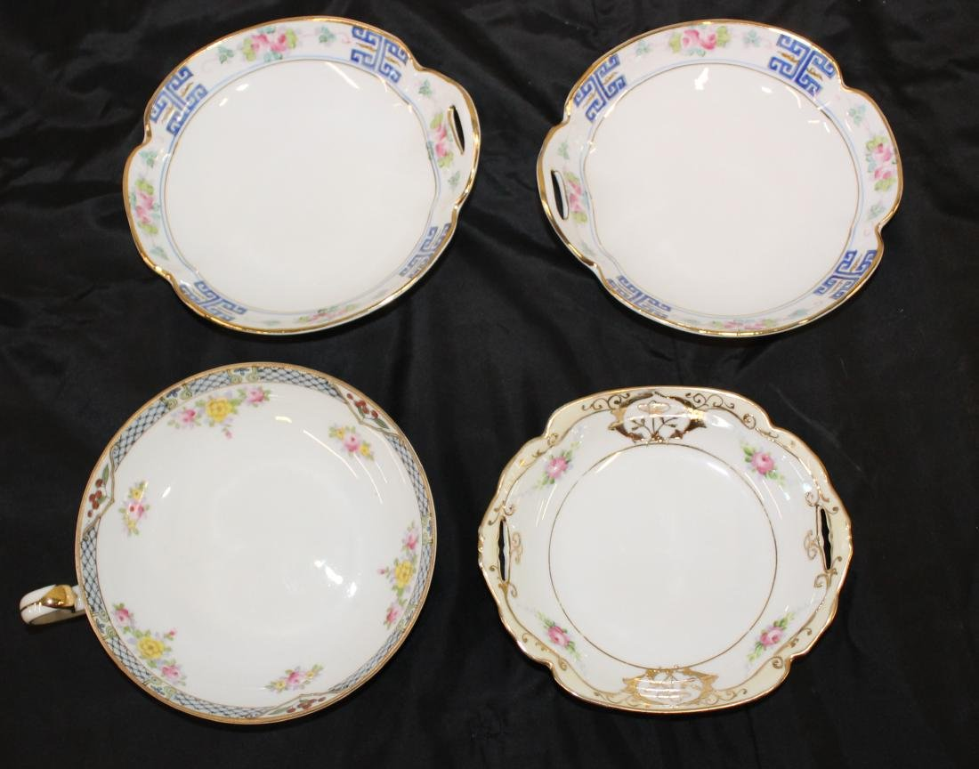 Collector's Lot of Nippon China (4)