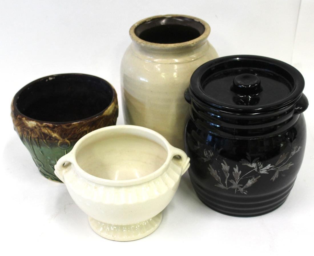 Dealer's Lot of McCoy and Stioneware