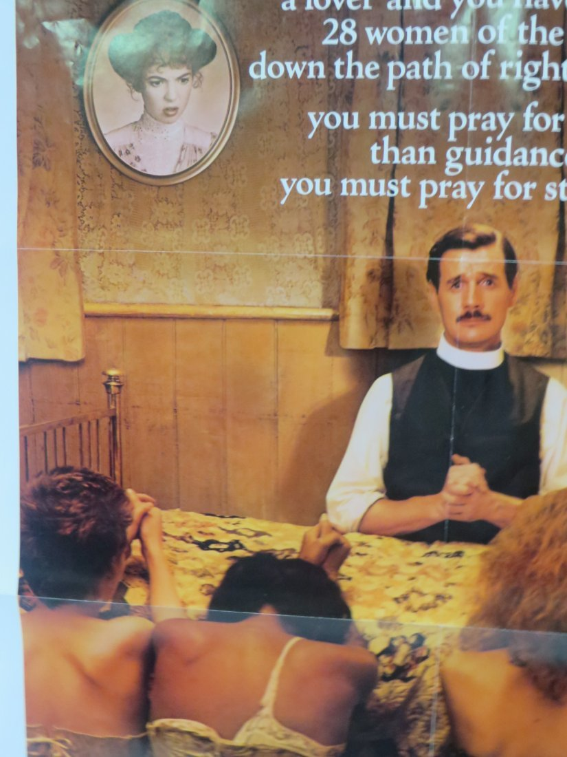 1982 Original Movie Poster The Missionary - 10