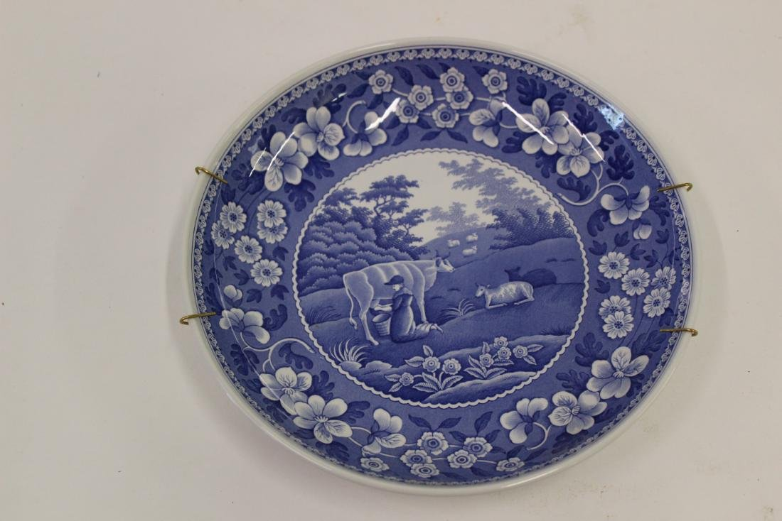 Spode Blue and White Bowl.