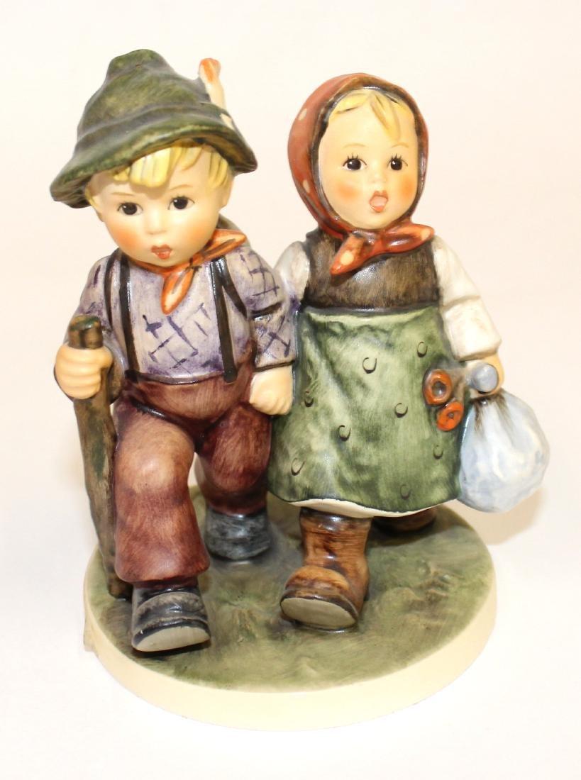 Hummel Figures. Mkd. Goebel W. Germany & Hummel - 5