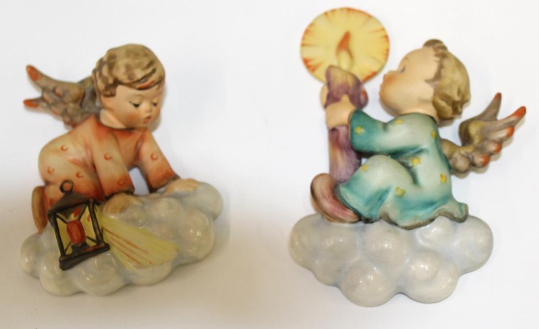 Hummel Figures. Mkd. Goebel W. Germany & Hummel - 3