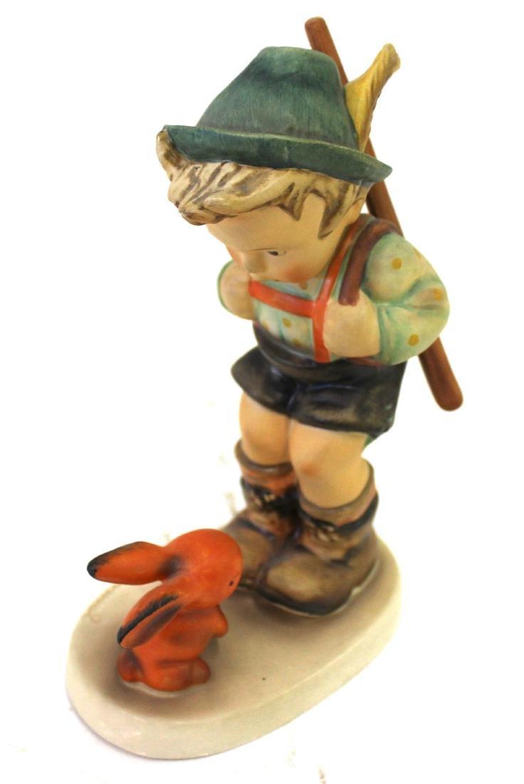 Hummel Figure. Md. Goebel W, Germany & w/bee mark