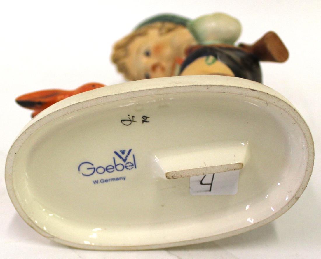 Hummel Figure. Md. Goebel W, Germany & w/bee mark - 2