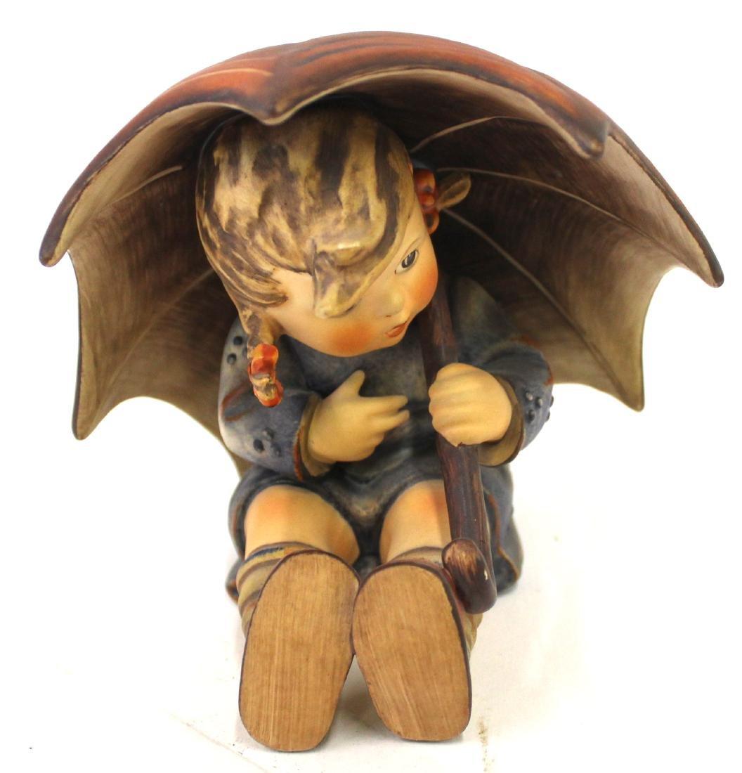 Hummel Figure. Umbrella Boy