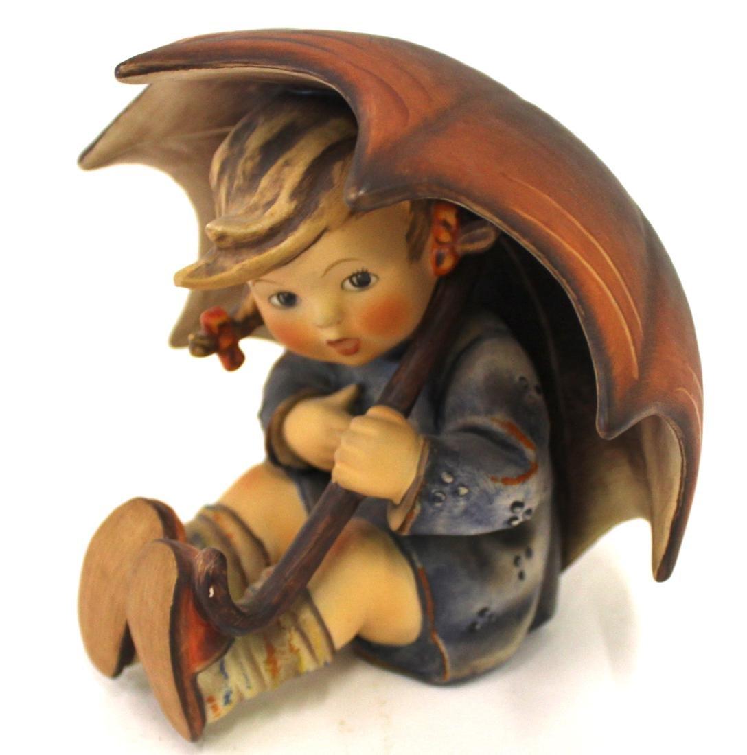 Hummel Figure. Umbrella Boy - 2