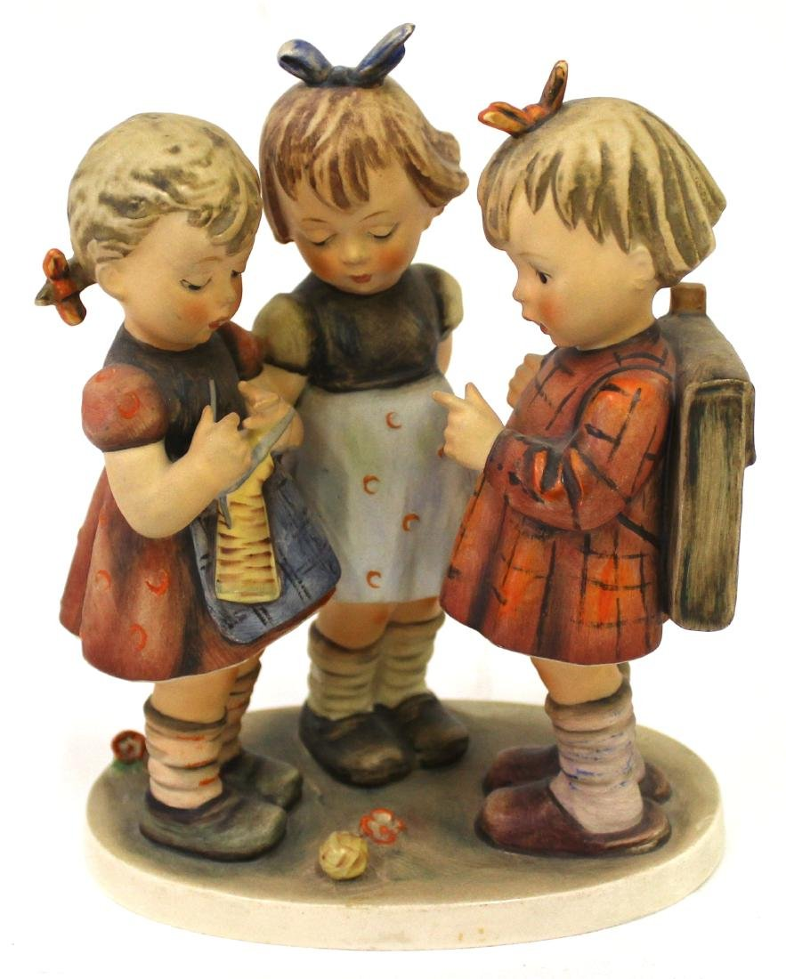Hummel Figure. Three Girls