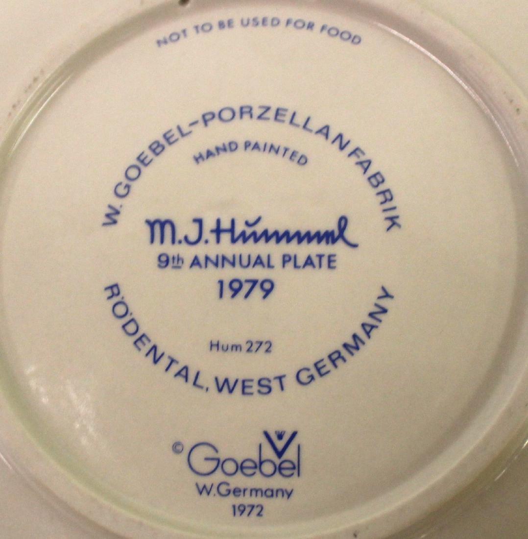 Hummel Plate and Hummel Bell - 3