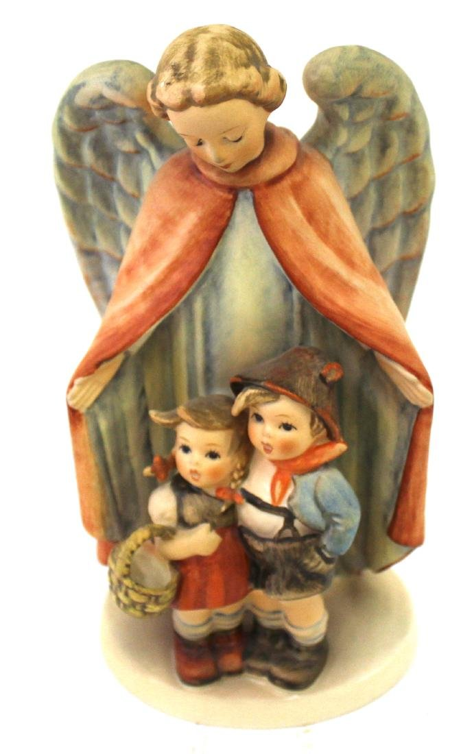 1961 Angel Looking Over Hummel Kids Figure