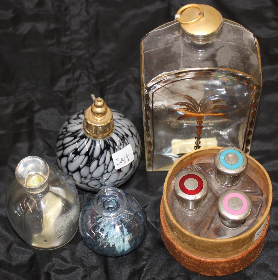 Perfume Bottle and Cologne Bottle Collectors Lot