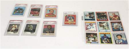 1956 Football Collector's Lot (16)