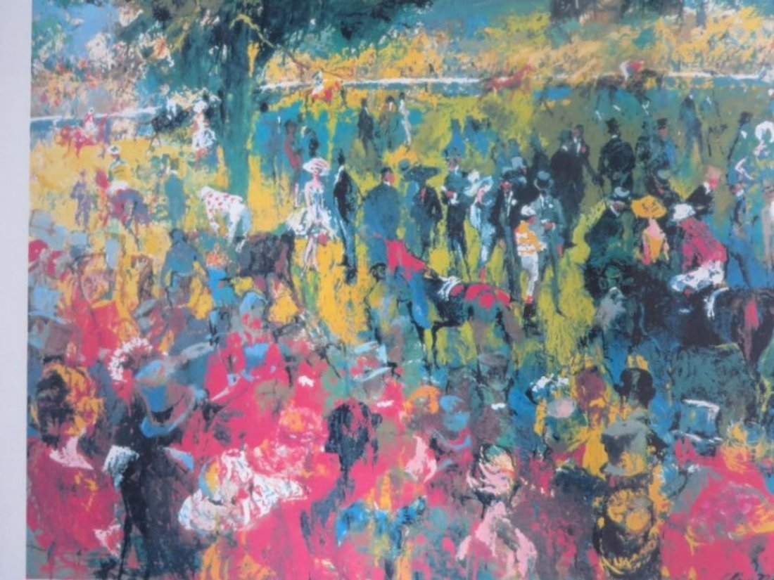 LeRoy Neiman Limited Edition Serigraph - 2