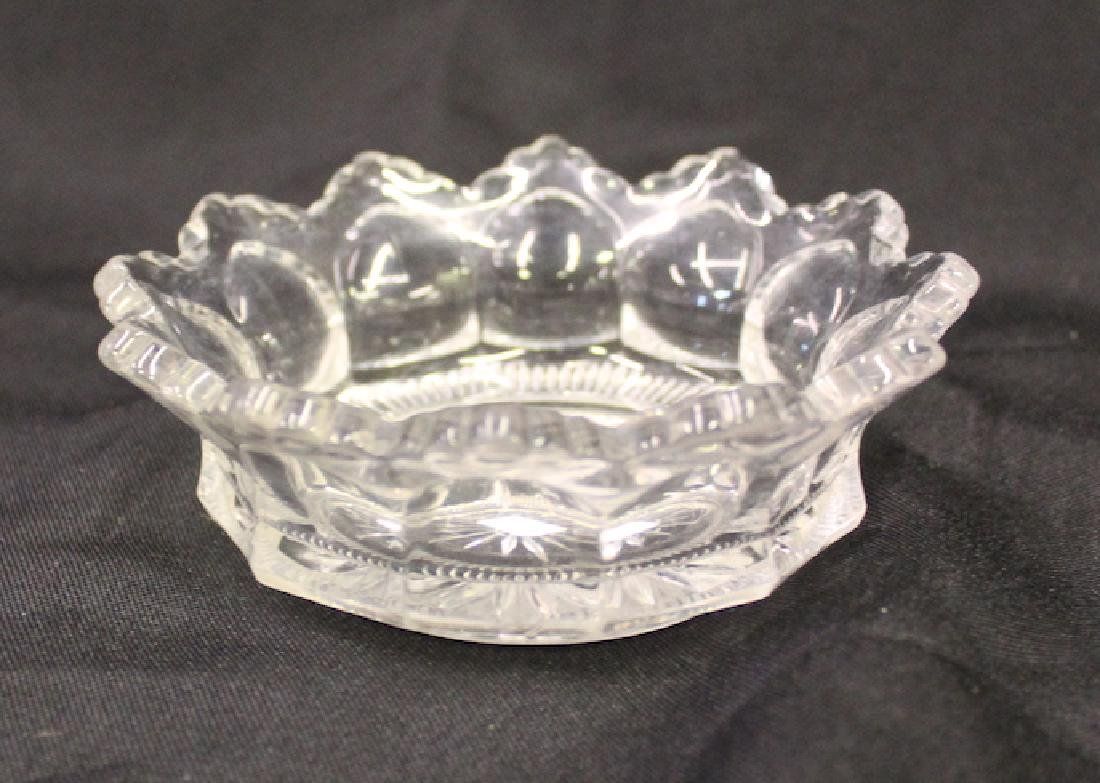 Heisey Condiment Bowl. Colonial