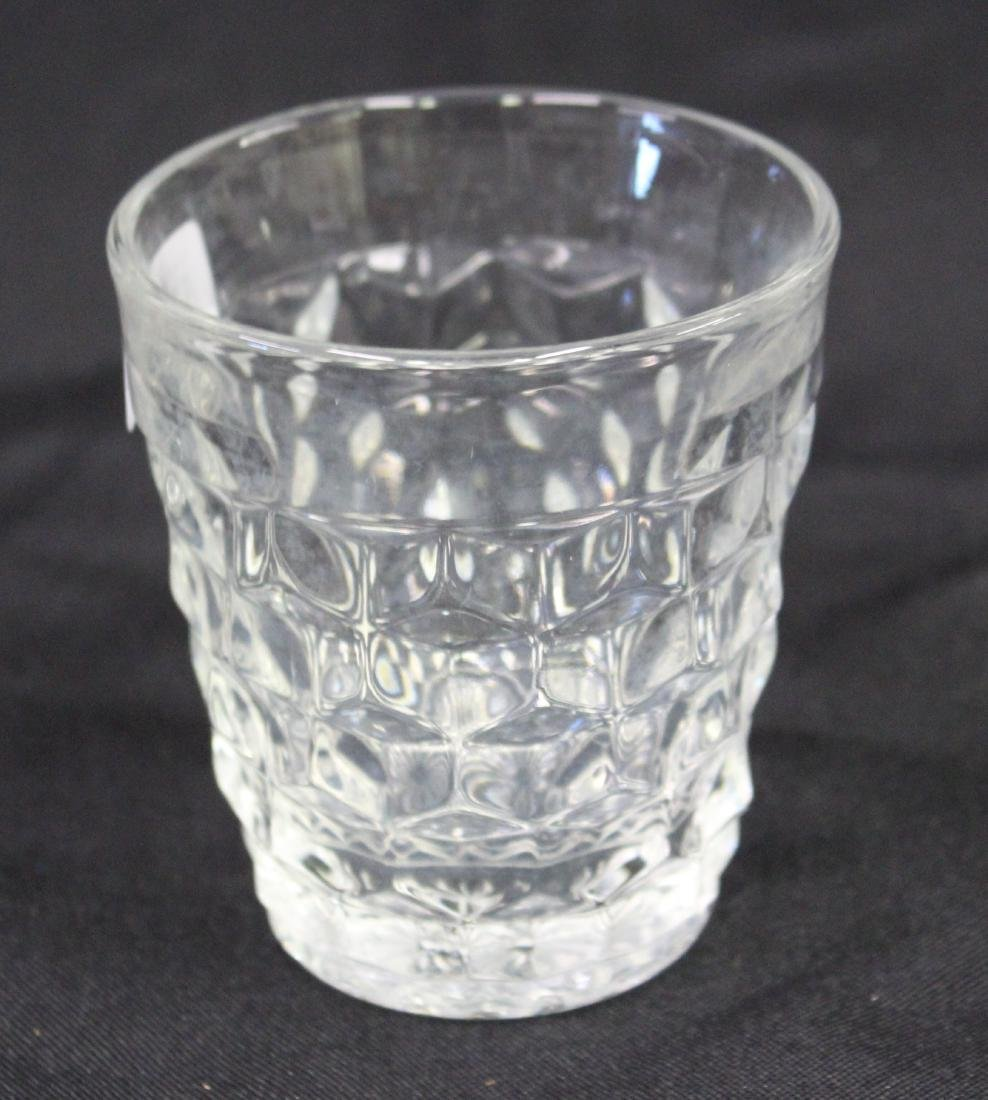Fostoria  American Juice Glasses (7) - 2