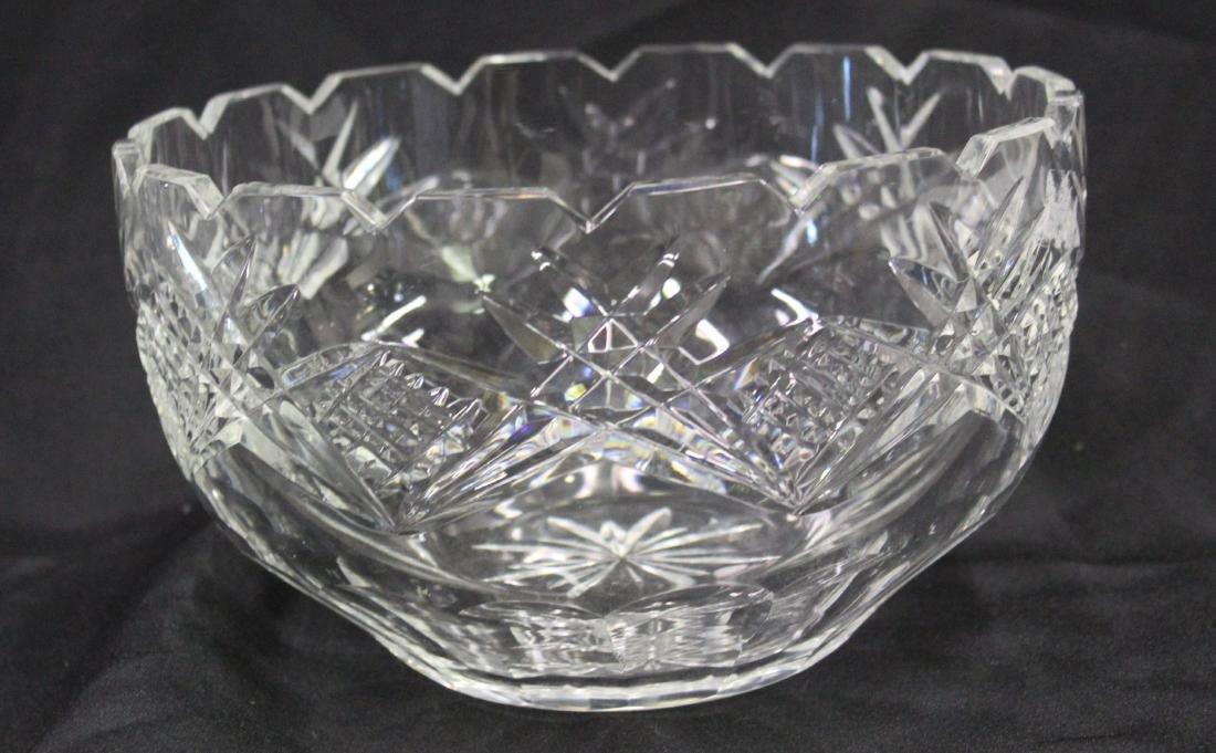 Crystal Diamond Pineapple Bowl