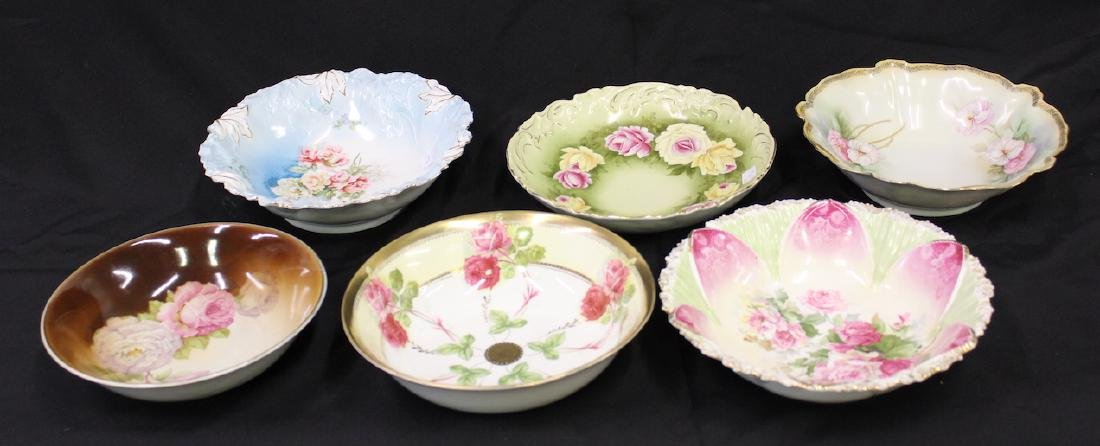 German, Prussia and Bavarian Bowls (6)