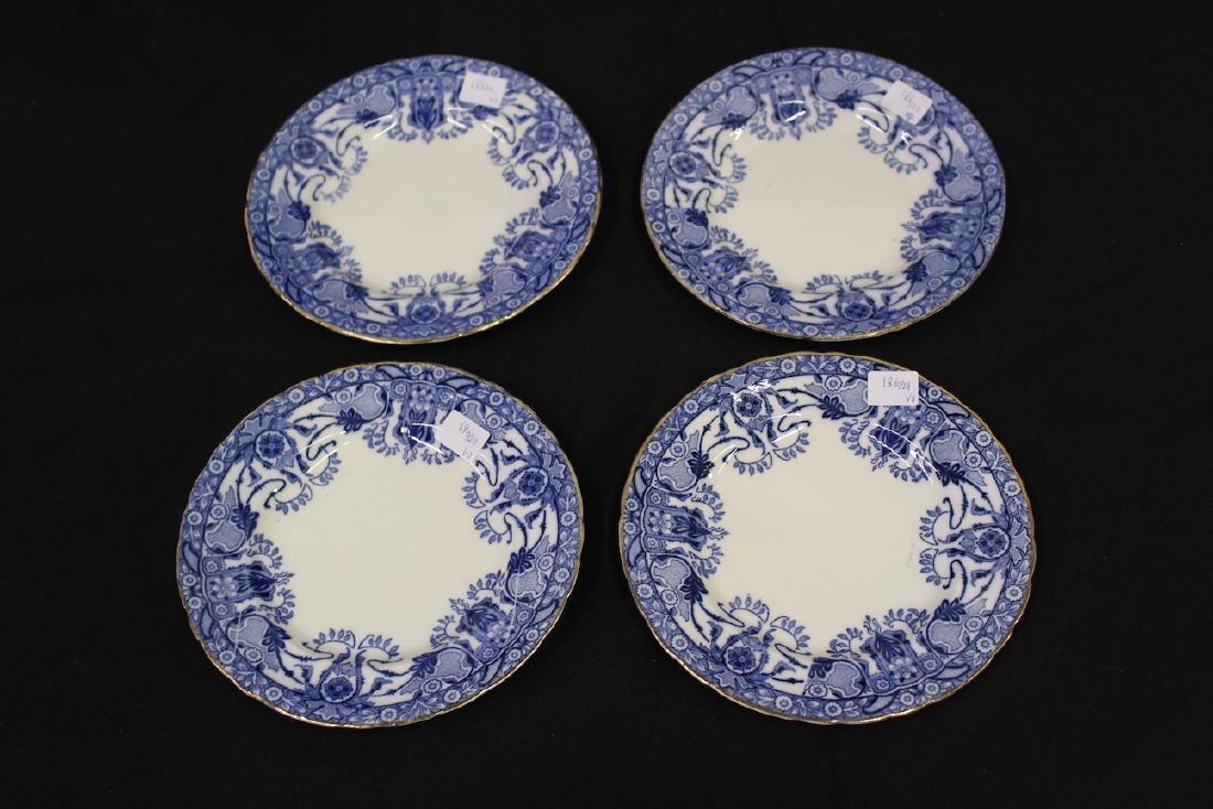 Middleport England Blue & White China (29) - 2