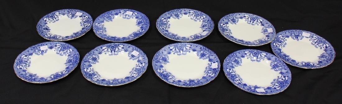 Middleport England Blue & White China (29) - 3