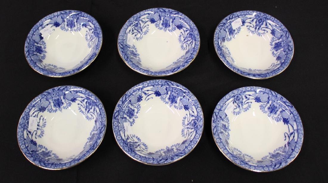 Middleport England Blue & White China (29) - 5