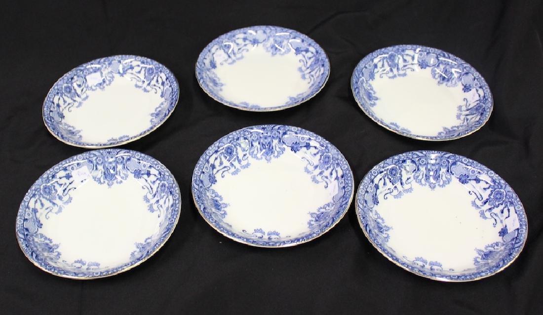 Middleport England Blue & White China (29) - 6