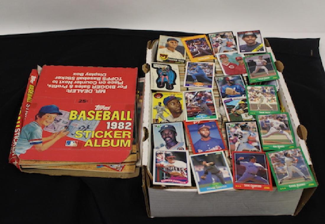 Mixed Sports Card Collection (Approx. 2500)
