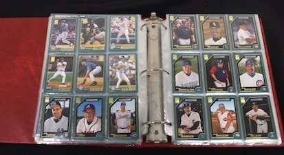 Topps 2001 50 Year Anniversary Cards(400)