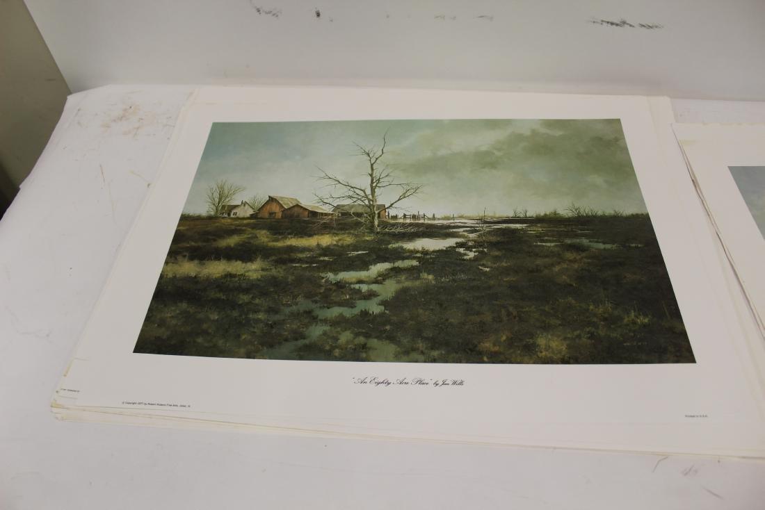 Jan Wills. Art Prints (17) - 2